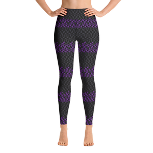 Black Panther V2 Yoga Leggings