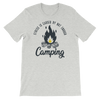 Camping Unisex T-Shirt - Producsio