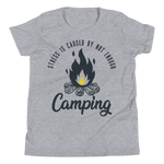 Camping Youth T-Shirt - Producsio
