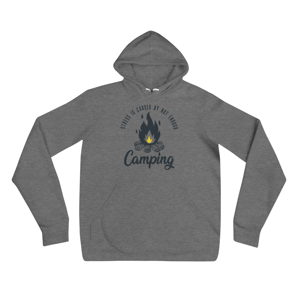Camping - Unisex hoodie - Producsio