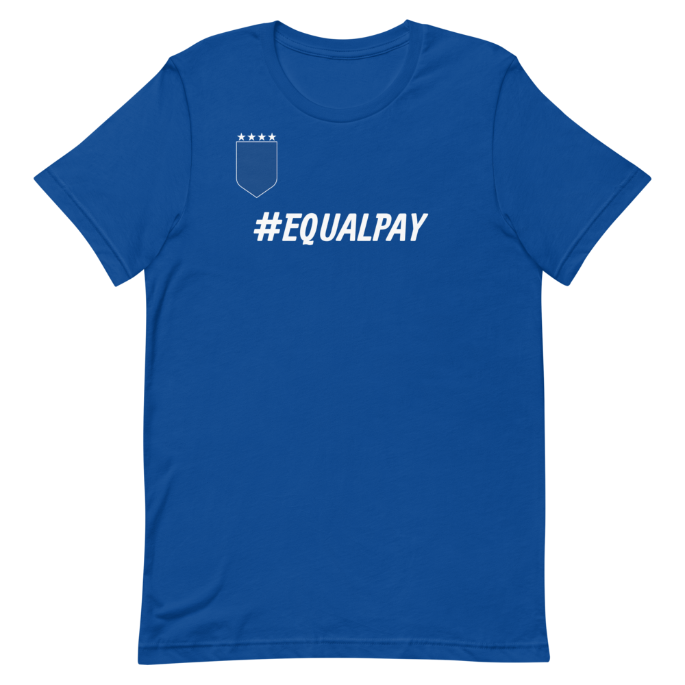 USWNT Protest T-Shirt - Producsio