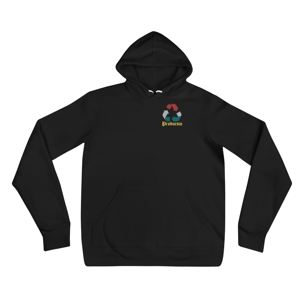 Producsio x By Any Means Necessary Hoodie