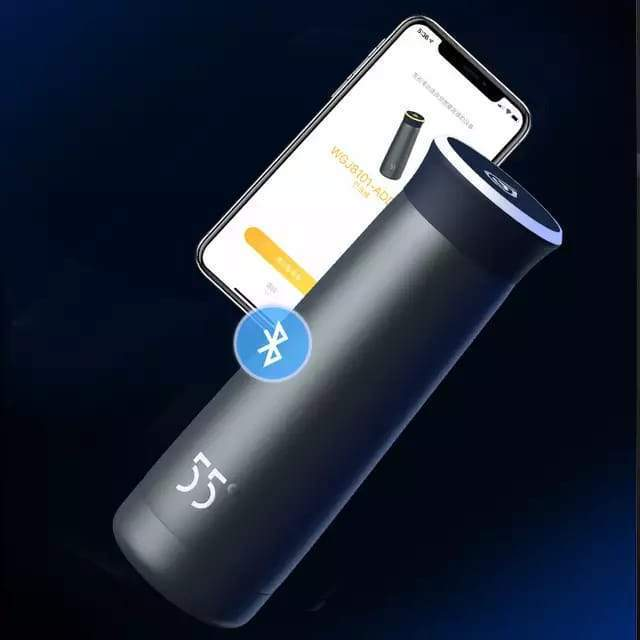 Smart Cooling Water Bottle