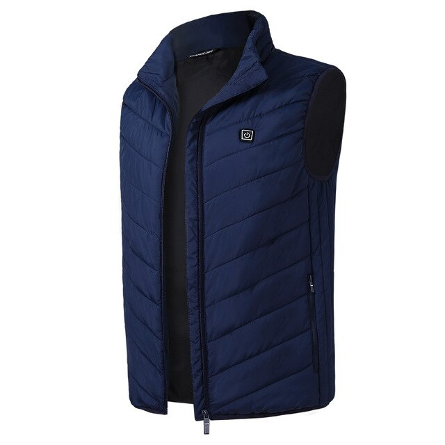 USB Outdoor heated thermal vest/jacket