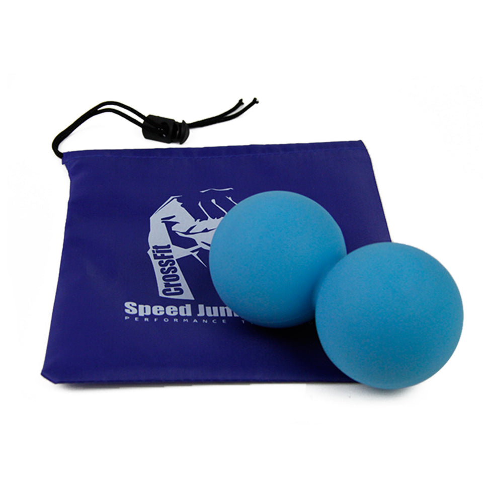 Solid pain relief massage peanut ball
