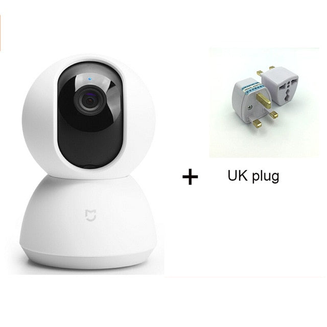 Smart wireless night vision webcam