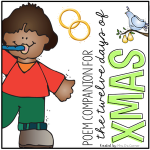 Twelve Days of Christmas Sequence Activity