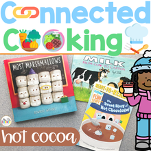 Load image into Gallery viewer, Connected Cooking Hot Cocoa Unit | Interactive Read Aloud, Visual Recipe + More!