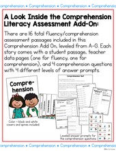 Load image into Gallery viewer, BUNDLE of Literacy and Math Assessments for K-3