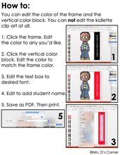 Load image into Gallery viewer, Editable Student IEP Binders { Color Coded } | Color Coded Classroom