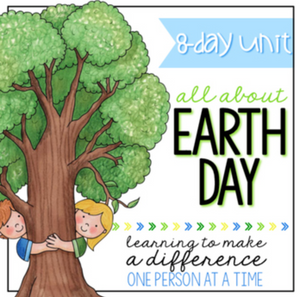 Earth Day Unit [8 Days!] | PLUS Digital Activities for Distance Learning
