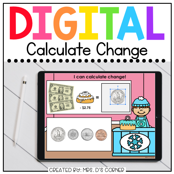 Calculating Change in Winter Digital Activity | Distance Learning