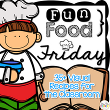 Load image into Gallery viewer, Visual Recipes for Fun Food Friday { 35+ No Bake Recipes } | Cooking Recipes