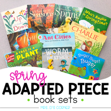 Load image into Gallery viewer, Spring Adapted Piece Book Set [ 10 book sets included! ]