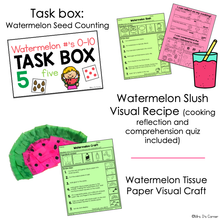 Load image into Gallery viewer, The Watermelon Seed Book Companion and Lesson Plans