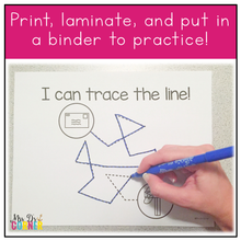 Load image into Gallery viewer, Fine Motor Skills Practice (Help and Find) | Distance Learning