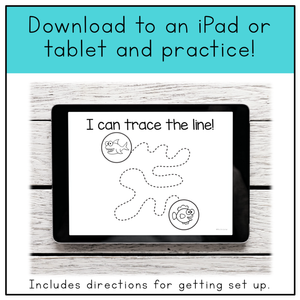 Fine Motor Skills Practice (Help and Find) | Distance Learning