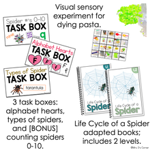 Load image into Gallery viewer, February Lesson Plan Pack | 12 Activities for Math, ELA, + Science