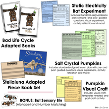 Load image into Gallery viewer, October Lesson Plan Pack | 12 Activities for Math, ELA, + Science