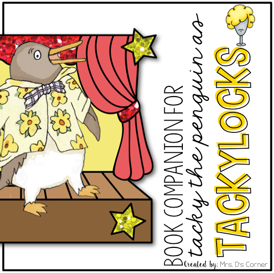 Tackylocks Book Companion