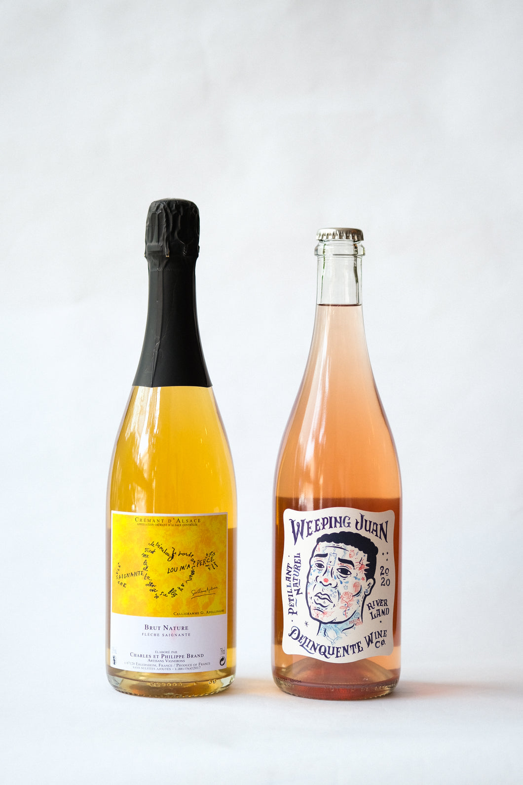 Wine Package: Sparkling Amber