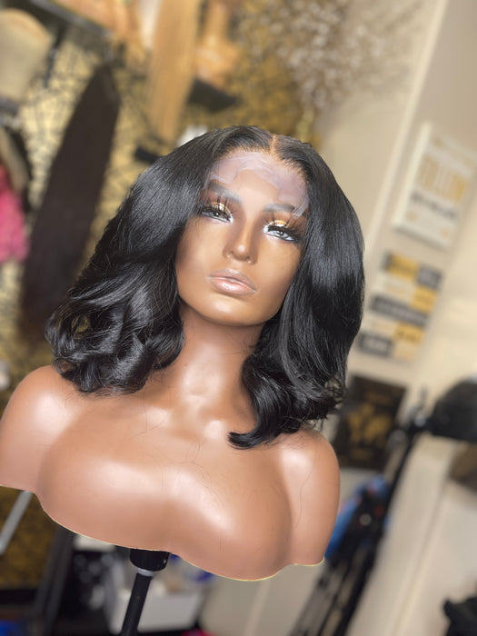 Cinnamon (Raw Indian, lace closure,M)