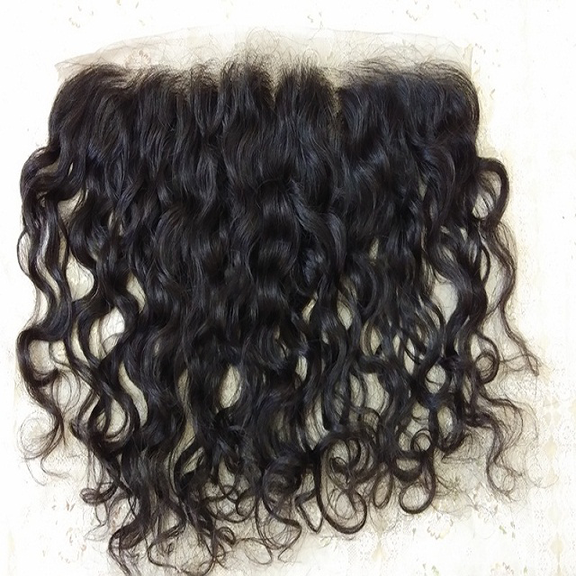 Raw Indian 13x4 Wavy Lace Frontal