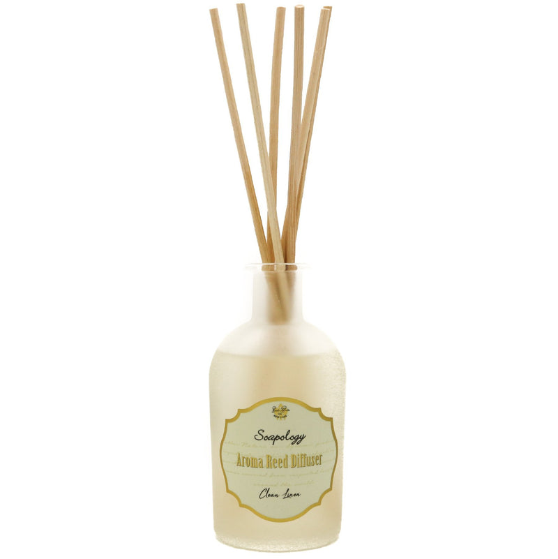 Aroma Reed Diffuser <br> Custom Scent - SoapologyNYC AROMATICS