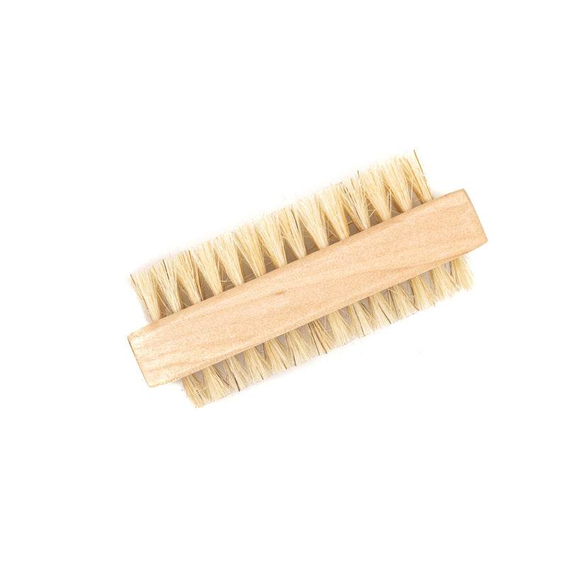Bamboo Nail Brush - SoapologyNYC ACCESSORIES