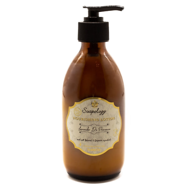 Body Lotion <br> Lavender de Provence - SoapologyNYC