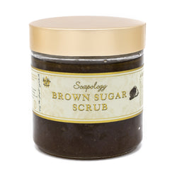 Brown Sugar Scrub - SoapologyNYC SCRUBS
