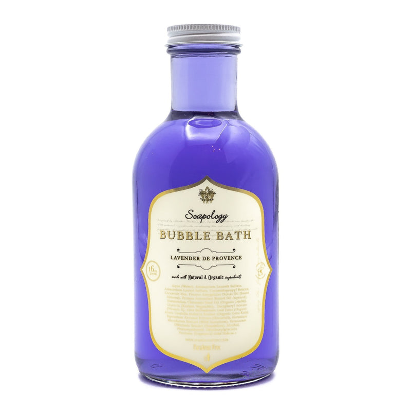 Bubble Bath <br> Lavender - SoapologyNYC BATH