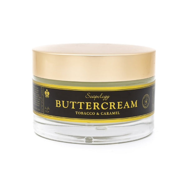 Buttercream <br> Tobacco & Caramel - SoapologyNYC MOISTURIZERS