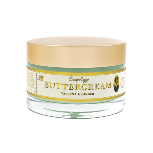 Buttercream <br> Verbena & Ginger - SoapologyNYC MOISTURIZERS