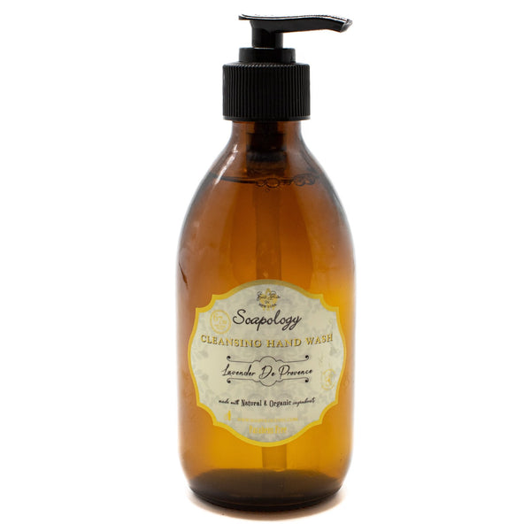 Cleansing Hand Wash <br> Lavender De Provence - SoapologyNYC SOAPS