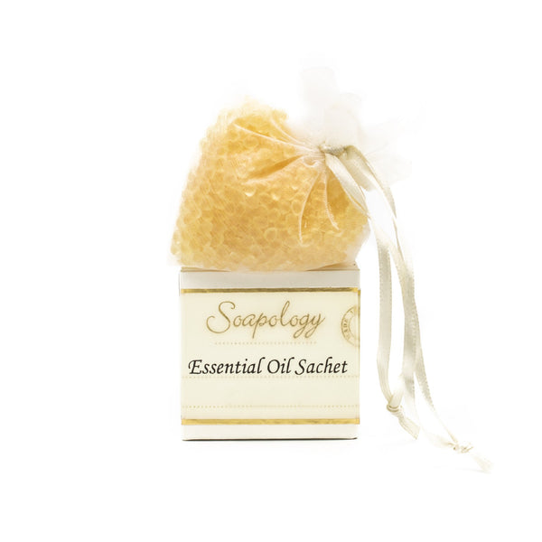 Essential Oil Sachet <br> Honeysuckle - SoapologyNYC AROMATICS