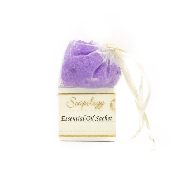 Essential Oil Sachet <br> Lavender - SoapologyNYC AROMATICS