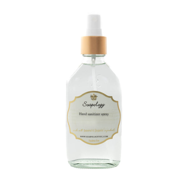 Hand Sanitizer Spray <br> Lavender de Provence - SoapologyNYC