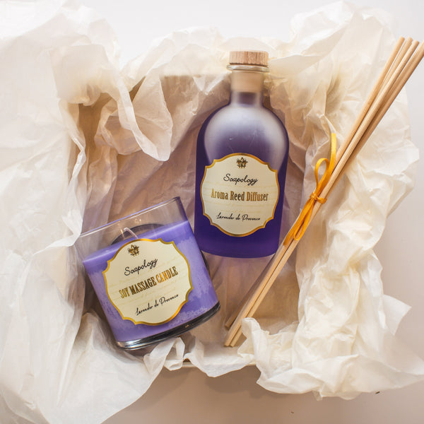 Home Gift Set - SoapologyNYC