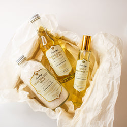 Moisturizing Body & Massage Set - SoapologyNYC BODY