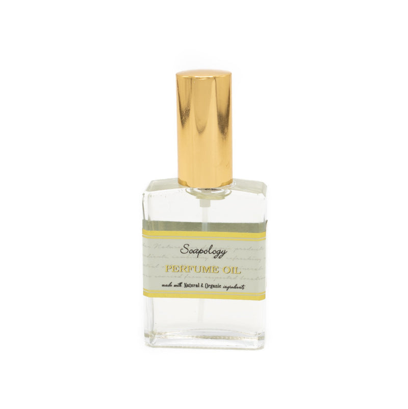 Natural Perfume Oil -Small <br> Custom Scented - SoapologyNYC BODY