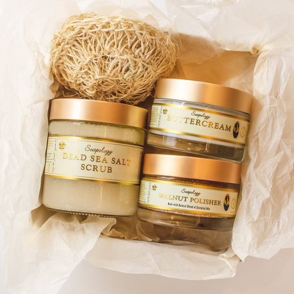 Signature Spa Set - SoapologyNYC