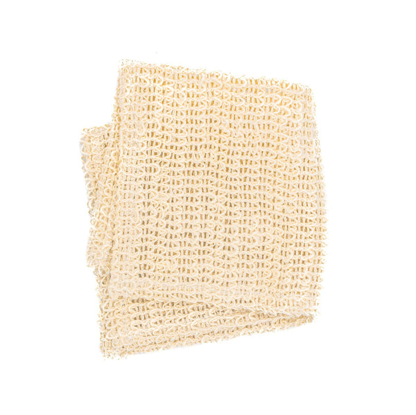 Sisal Wash Cloth - SoapologyNYC ACCESSORIES