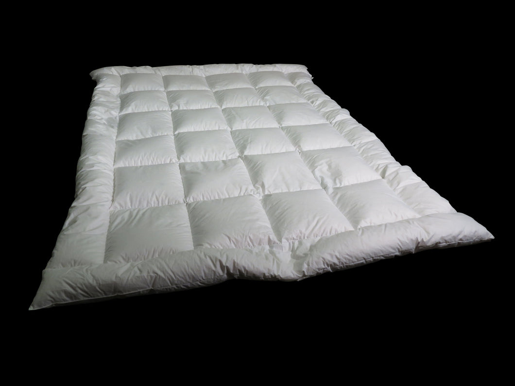 Twin Goose Down Comforter