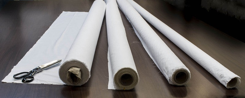 100% Cotton Down Proof Ticking Fabric (1 meter)