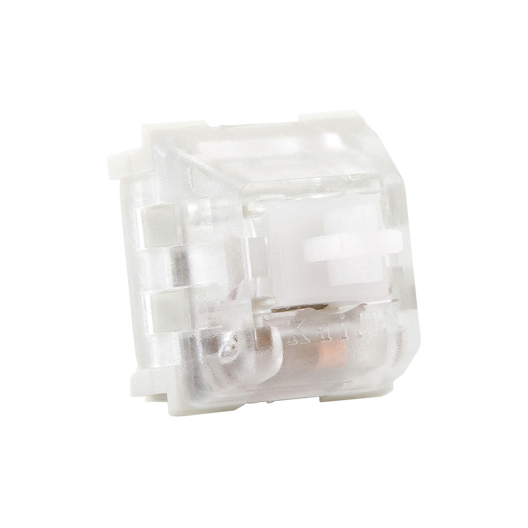 Drop Halo Clear Tactile Switches