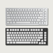 Load image into Gallery viewer, Glorious GPBT Premium Keycaps in Arctic White