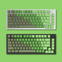 Load image into Gallery viewer, Glorious GPBT Premium Keycaps in Olive