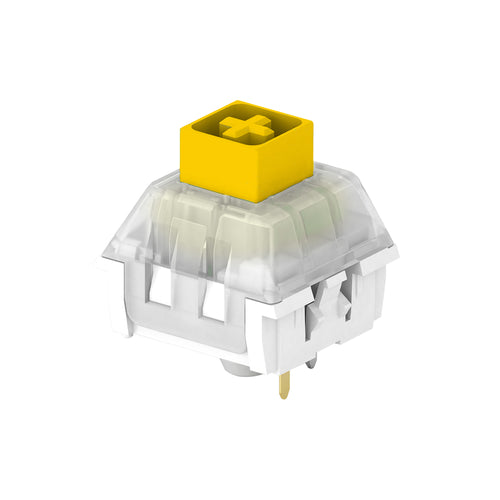Kailh Box Dark Yellow Linear Switch