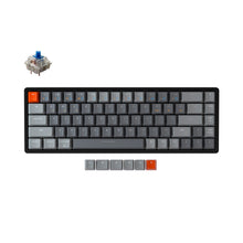 Load image into Gallery viewer, Keychron K6 Hotswap Aluminium RGB Blue Switch